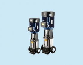 CDL-CDLF不锈钢立式多级离心泵 总体数据