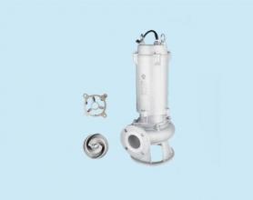 GNWQ-S系列全不锈钢切割式污水泵