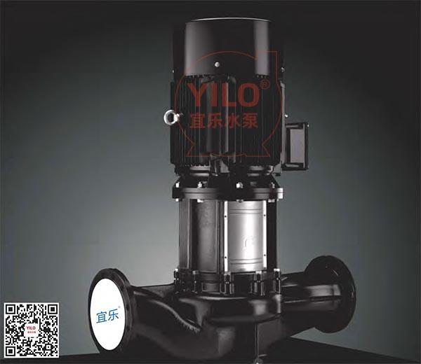 TD管道循环泵 总体数据 (https://www.yilopump.cn/) 不锈钢单级离心泵 第1张