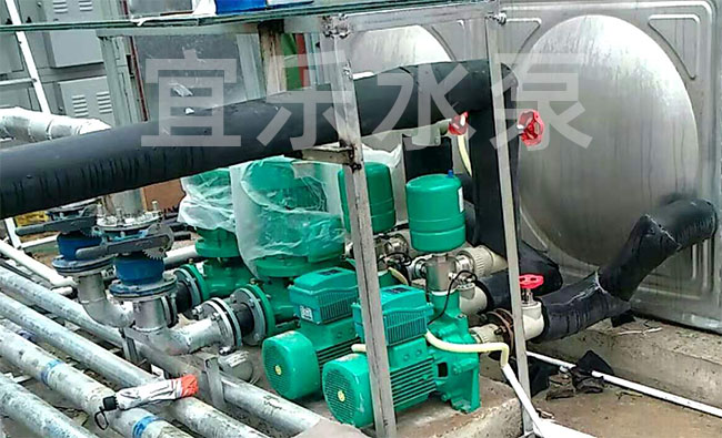管道循环泵-思迈足道重庆北环店 (https://www.yilopump.cn/) 变频泵案例 第1张