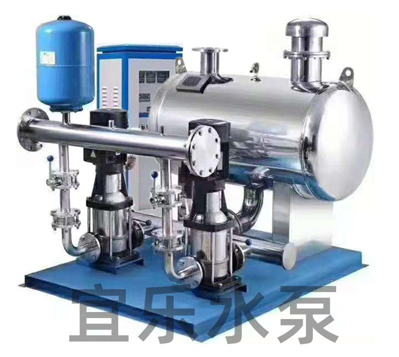 什么是罐式叠压供水设备 (https://www.yilopump.cn/) 水泵百科 第1张