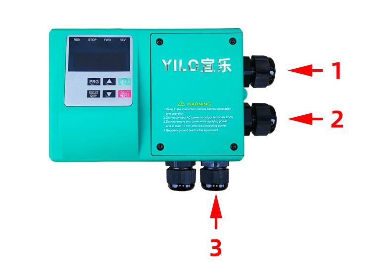 YZC变频器安装及调试 (https://www.yilopump.cn/) 水泵百科 第2张